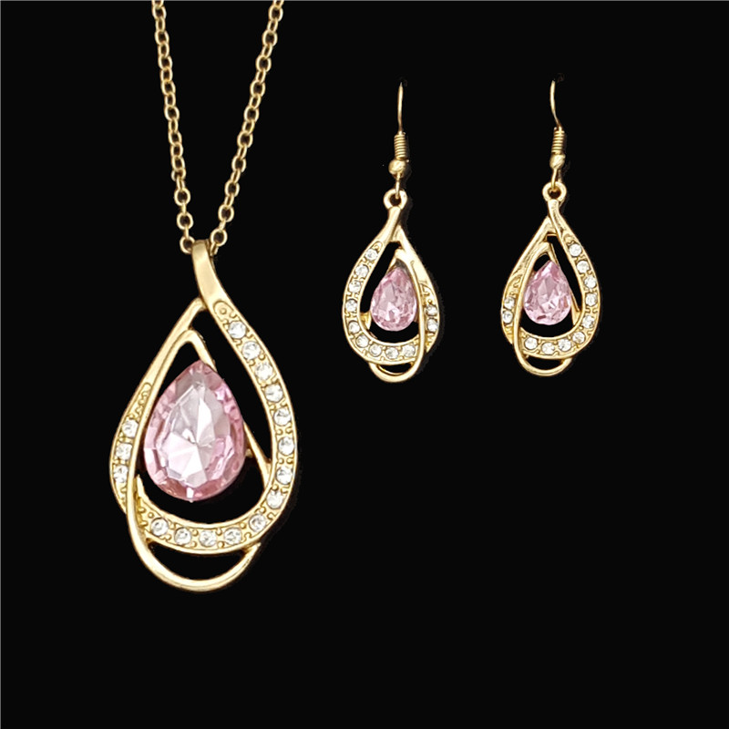 New Fashion Arrivals Wedding Jewelry Awesome Design: African Costume 18K Gold Plated Jewelry Sets